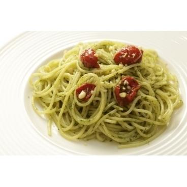 ジェノベーゼのスパゲッティ