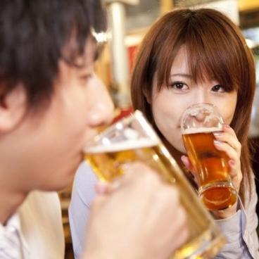 【女子必見!】0円で飲み放題!