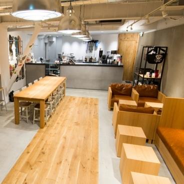 STREAMER COFFEE COMPANY(ストリーマー コーヒーカンパニー) 心斎橋店