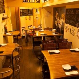 肉×ワイン 大衆ビストロ torotto -トロット- 新宿店