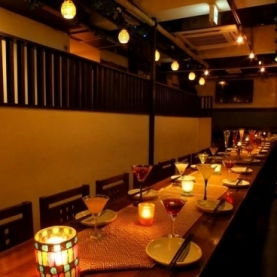 隠れ家個室バル -飲も飲も- 新宿東口店