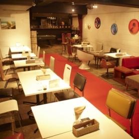 Dining cafe theater(ダイニングカフェ シアター)渋谷店