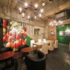 八百屋カフェ SHIBUYA -渋谷-