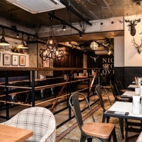 肉が旨いカフェ NICK STOCK -ニックストック- 渋谷道玄坂
