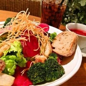 BiO cafe -ビオ カフェ- 渋谷店