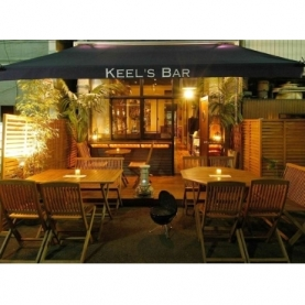 KEEL'S BAR HOUSE AOBADAI(キールズ・バーハウス アオバダイ)