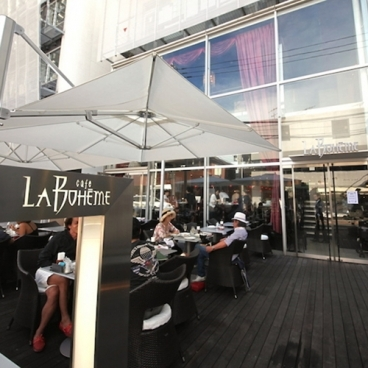 Cafe La Bohéme -カフェ ラ・ボエム- 自由が丘