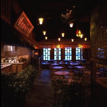 モンスーンカフェ お台場 - Monsoon Cafe Odaiba